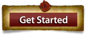get started brown button